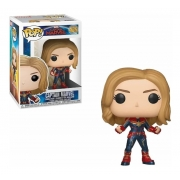 Capitã Marvel Funko Pop 425 - Captain Marvel