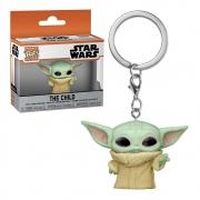 The Child (Baby Yoda) - Chaveiro Funko Pocket Pop Star Wars