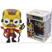 Devil Flanders 1029 - The Simpsons Treehouse Of Horror - Funko Pop Television