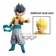Gotenks Grandista Dragon Ball  Resolution Of Soldiers - Banpresto