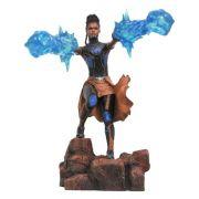 Estátua Shuri: Pantera Negra (Black Panther) Marvel Comics Gallery - Diamond Select