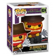 Evil Groundskeeper Willie #824 - The Simpsons Treehouse Of Horror Exclusive Nycc 2019 - Funko Pop Television