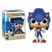 Sonic 283 Funko Pop With Ring - Sonic