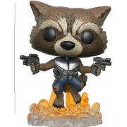 Rocket Raccoon Funko Pop 201 - Guardiões da Galáxia Vol. 2