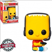 Gamer Bart 1035 - The Simpsons Exclusive - Funko Pop