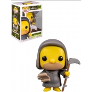 Grim Reaper Homer 1025 - The Simpsons Treehouse Of Horror - Funko Pop