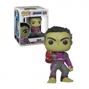 Hulk With Gauntlet 6 Funko Pop #478 Marvel Avengers Endgame