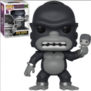 King Homer 822 - The Simpsons Treehouse Of Horror - Funko Pop Television