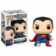 Superman Funko Pop #207 - Justice League - DC Comics
