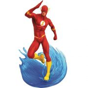 The Flash Diamond Select - Dc Gallery