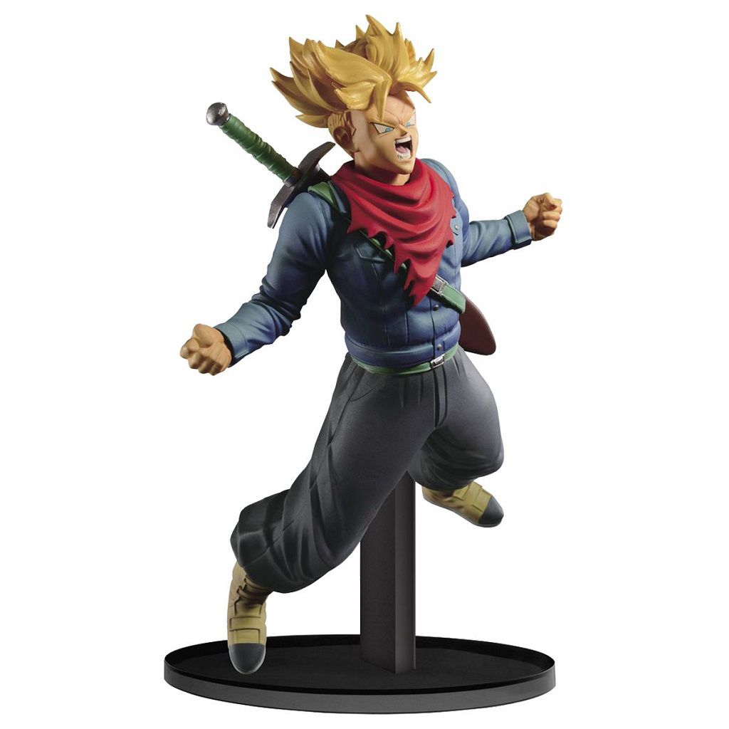 Trunks World Figure Coliseu - Dragon Ball - Banpresto