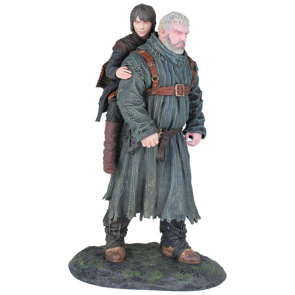 Hodor and Bran - Game Of Thrones - Dark Horse Deluxe