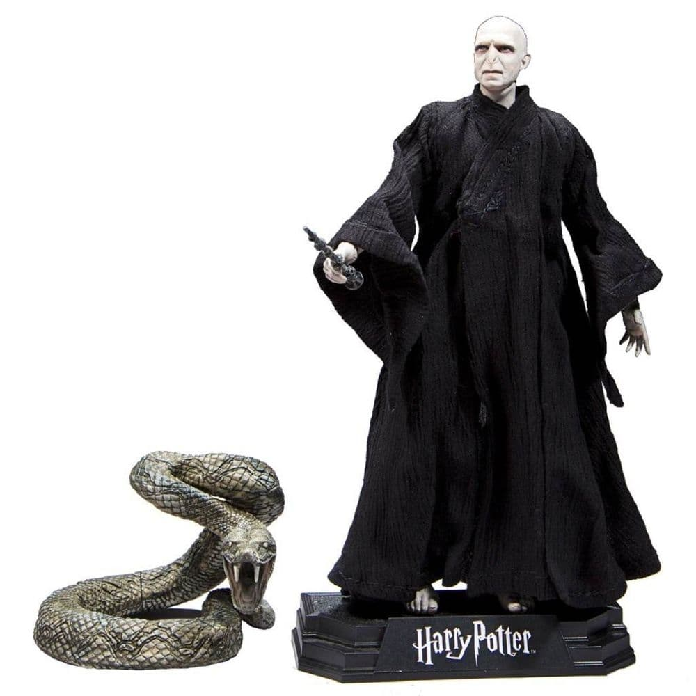 Lord Voldemort Harry Potter Wizarding World - Mcfarlane