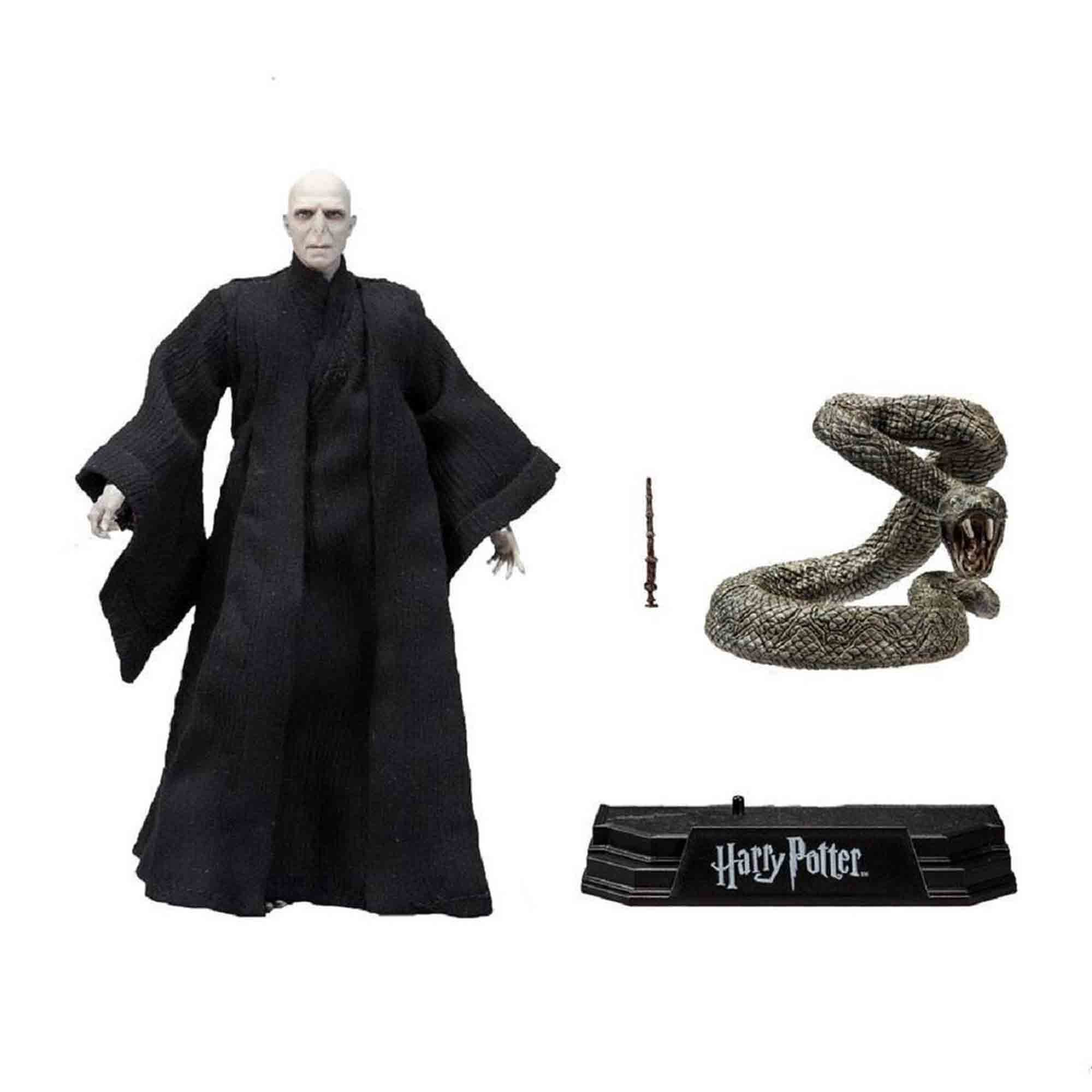 Lord Voldemort Harry Potter Wizarding World - Mcfarlane