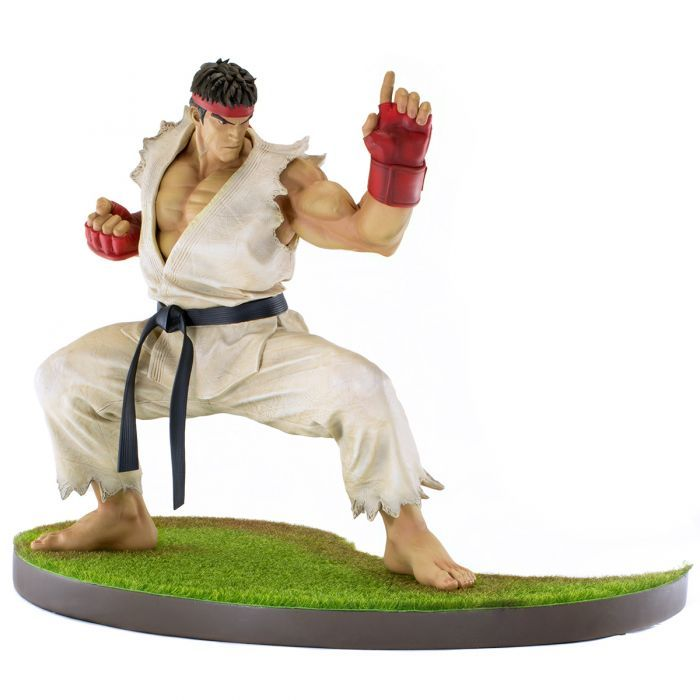 RYU - STREET FIGHTER - THE BEAST UNLEASHED - Tsume