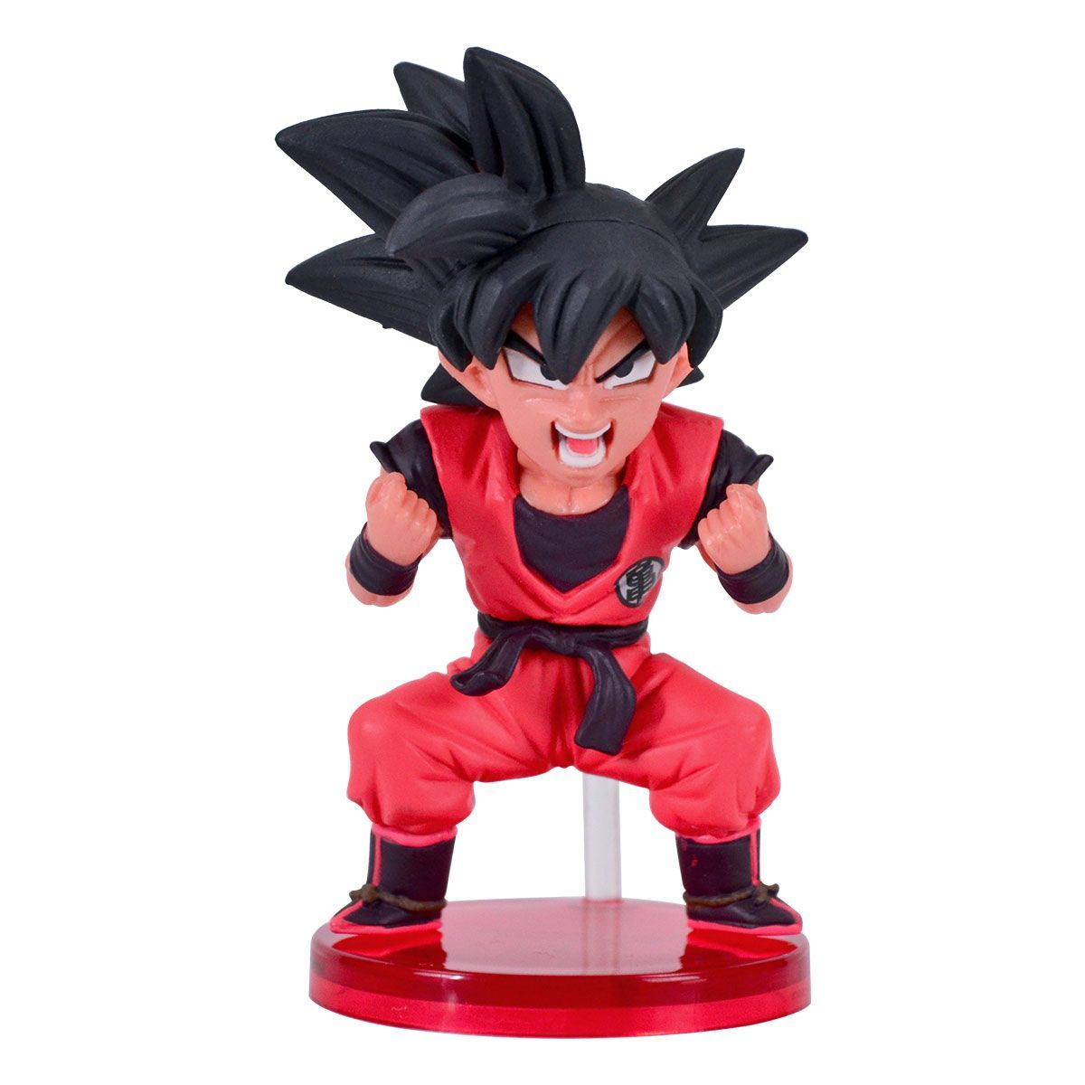 Son Goku Saiyans Bravery Vol 1 - Dragon Ball WCF - Bandai Banpresto
