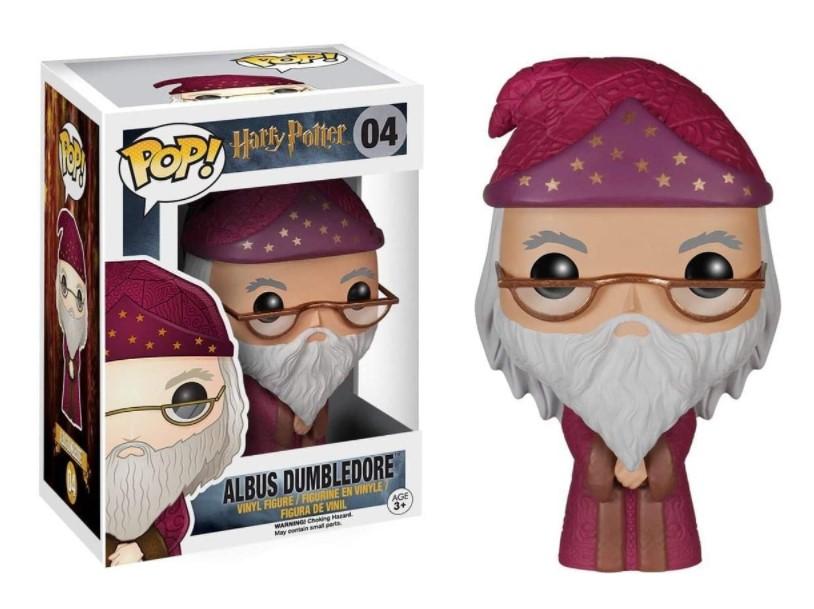 Albus Dumbledore #04 - Harry Potter - Funko Pop