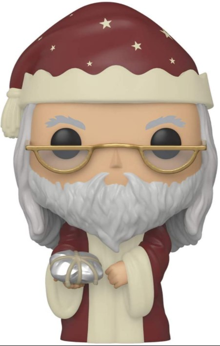 Albus Dumbledore (Holiday) 125 - Harry Potter - Funko Pop!