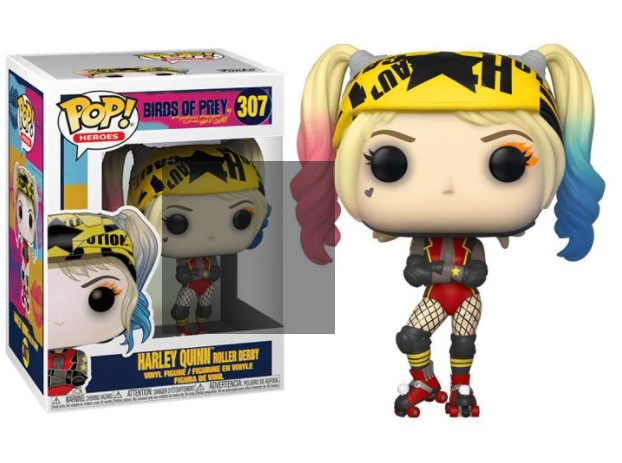 Alerquina (Harley Quinn Roller Derby) #307 - Aves de Rapina - Funko
