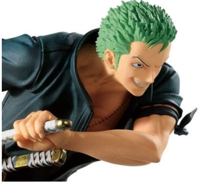 Roronoa Zoro Ichiban Kuji One Piece Stampede - Bandai Banpresto