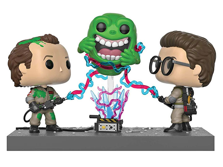 Banquet Room Funko Pop! #730 Ghostbusters 2 Moments