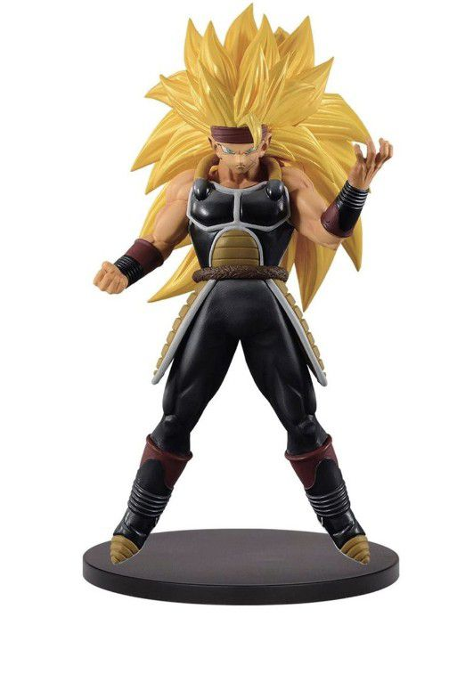 BARDOCK XENO - DRAGON BALL HEROES - BANPRESTO