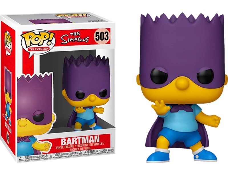Bartman #503 - Funko Pop Television The Simpsons