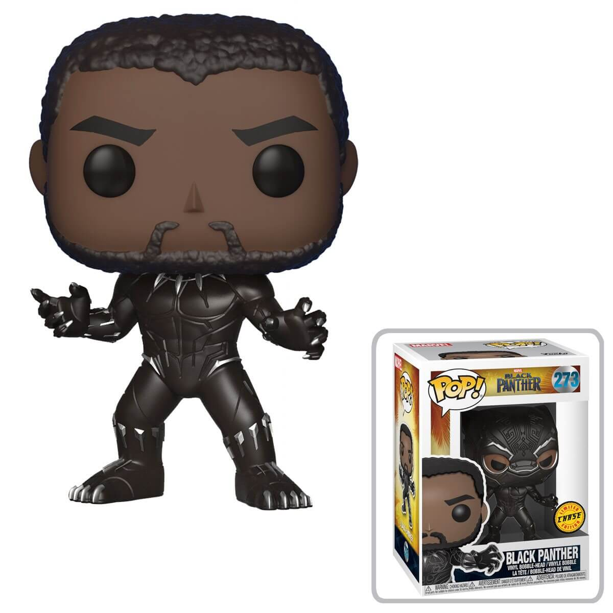 Black Panther Funko Pop Marvel #273
