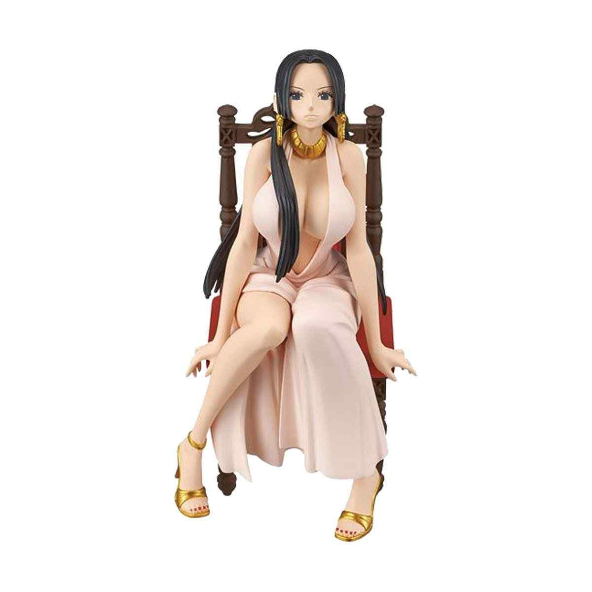 BOA HANCOCK - PINK DRESS - ONE PIECE - BANPRESTO