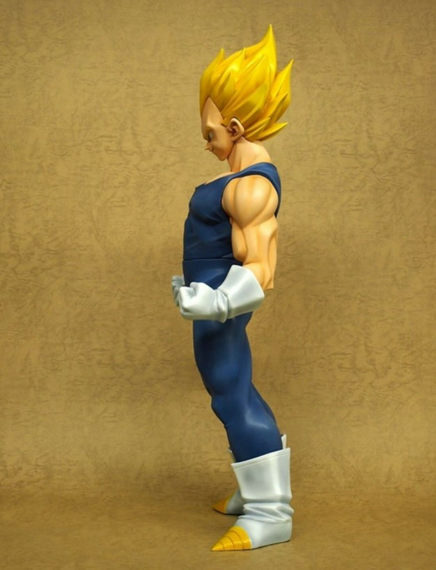 Vegeta Super Saiyan X-Plus Gigant Dragon Ball Z - Bandai
