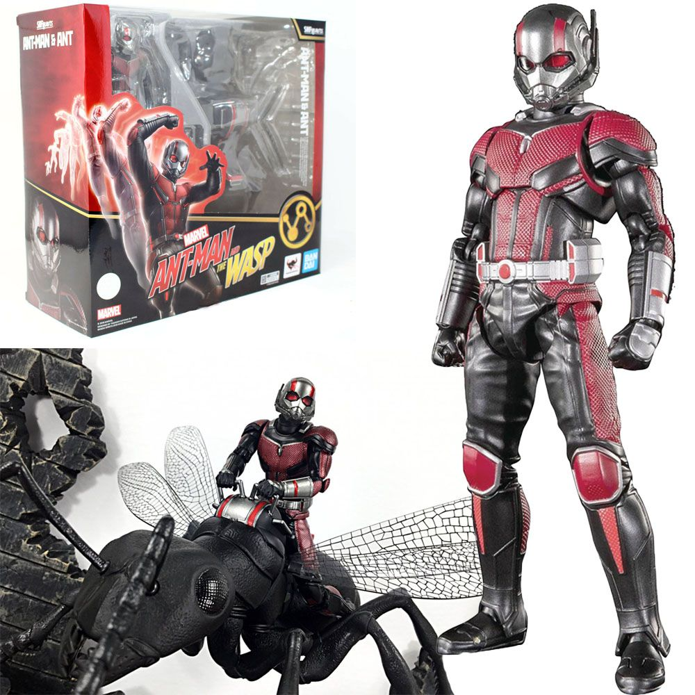 Ant-Man and The Wasp - Bandai S.H Figuarts Marvel
