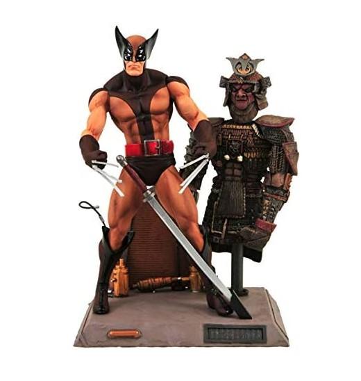 Wolverine Brown  - Marvel - Diamond Select