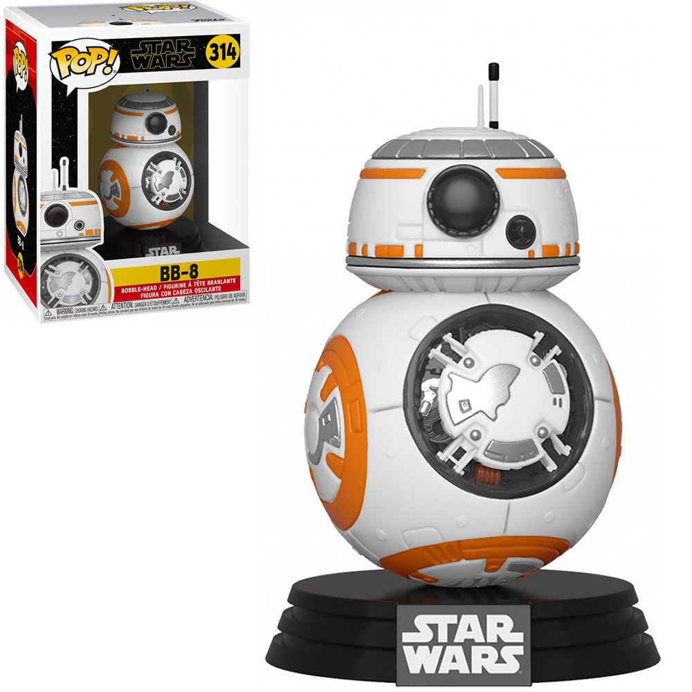 BB-8 314 Rise of Skywalker - Funko Pop Star Wars