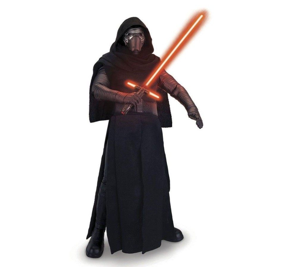 Kylo Ren Interativo - Star Wars  - Toyng