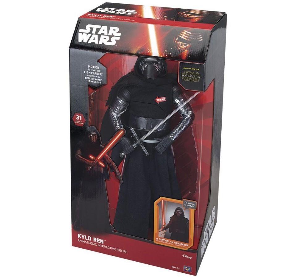 Kylo Ren Interativo - Star Wars  - Toyng