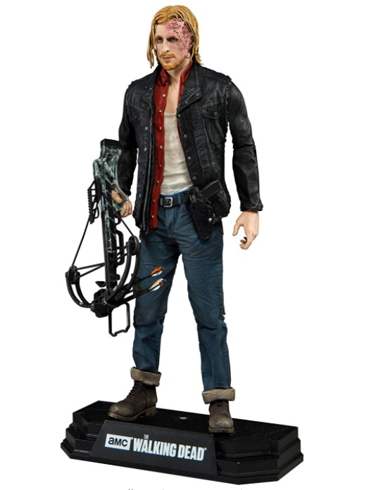 Dwight The Walking Dead - Mcfarlane Toys