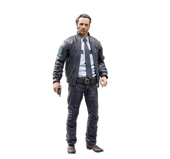 Rick Grimes  The Walking Dead - Mcfarlane Toys