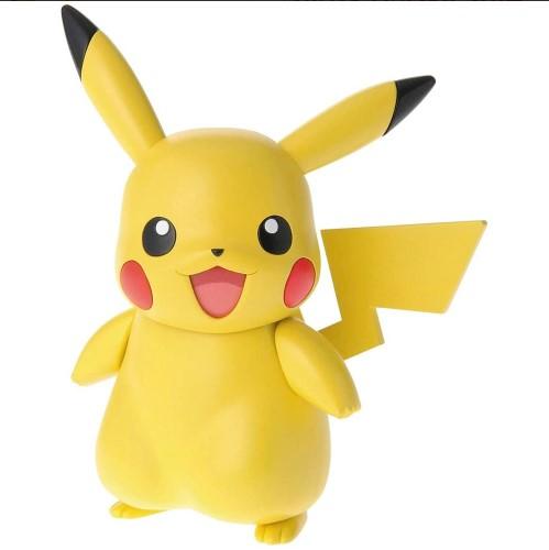 Boneco Pikachu - Pokémon - Bandai