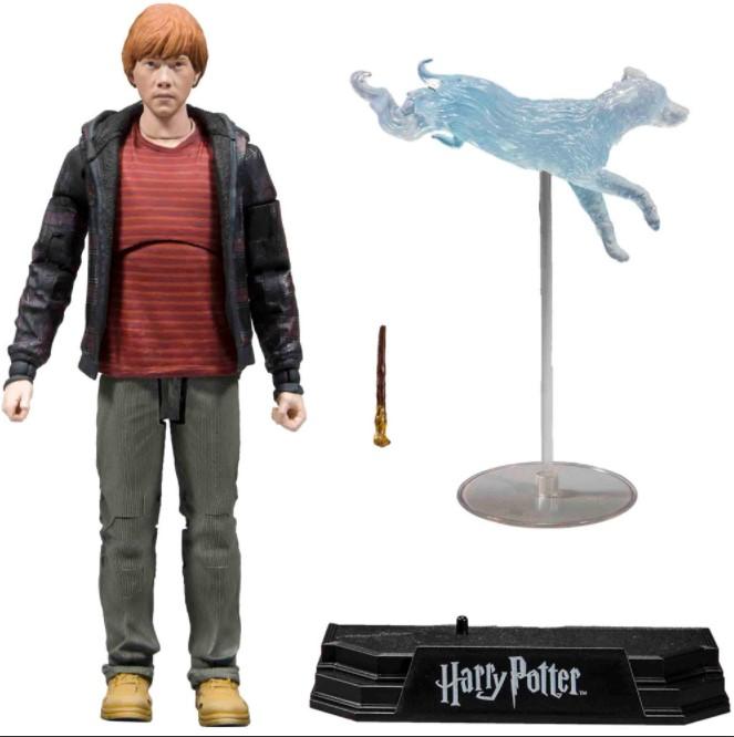 Boneco Ron Weasley - Wizarding World Harry Potter - Mcfarlane