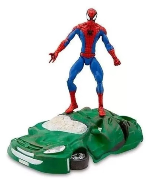 Boneco Spiderman - Homem Aranha - Diamond Select