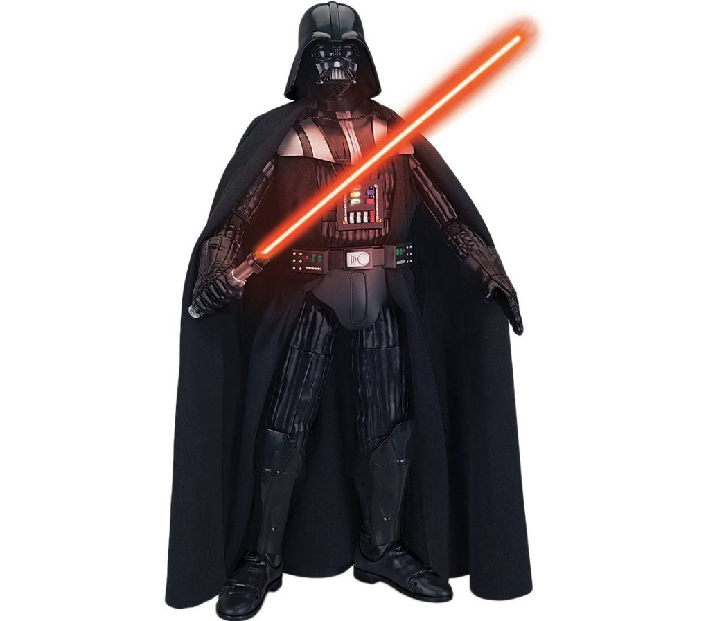 Darth Vader Interativo - Star Wars - Toyng