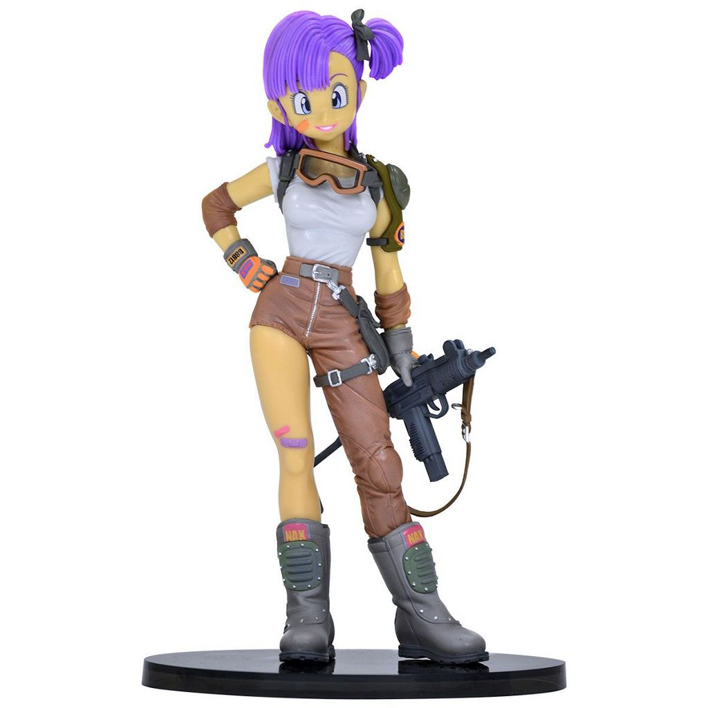 Bulma - Dragonball SCultures Ending Color Ver. Banpresto