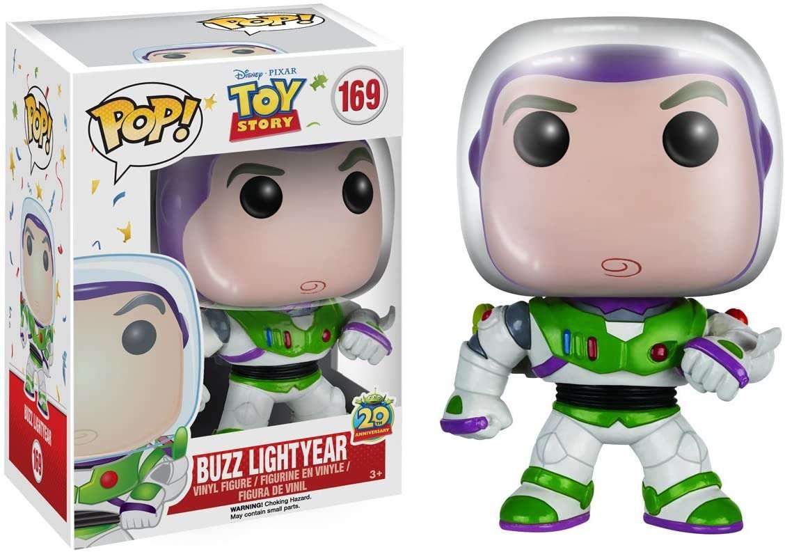 Buzz Lightyear Toy Story - Funko Pop 169