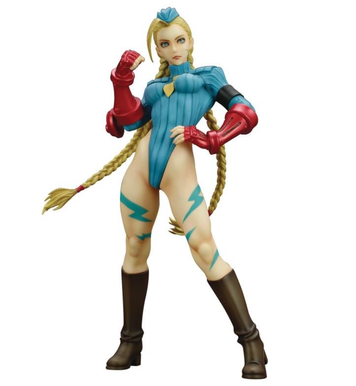 Cammy Alpha Costume Bishoujo  - Street Fighter - Kotobukiya