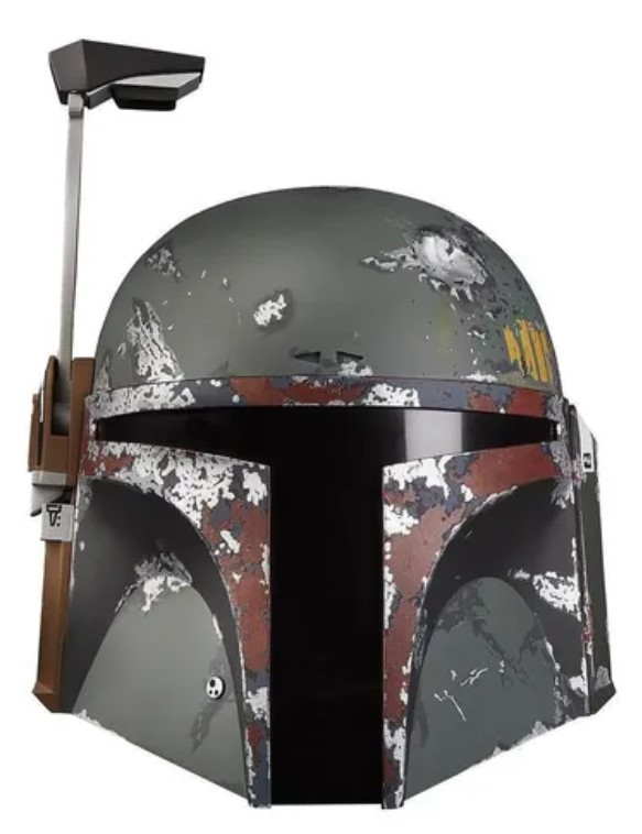 Capacete Boba Fett Star Wars Hasbro - The Black Series