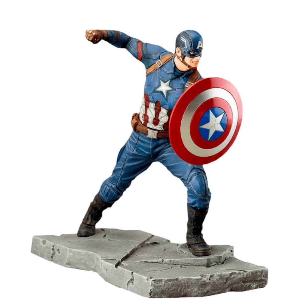 Capitao America Guerra Civil - Artfx+ Statue Kotobukiya