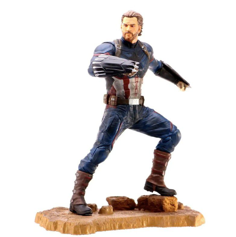 Captain America Avengers Infinity War - Diamond Select Marvel Gallery