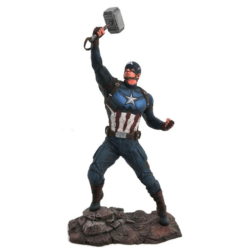 Captain America Marvel Gallery - Avengers Endgame - Diamond Select