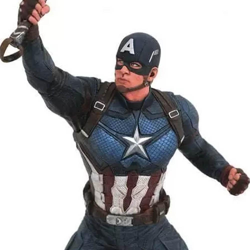 Captain America Marvel Gallery - Avengers Endgame - Diamond Select