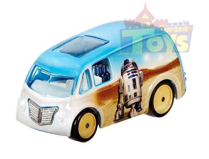 Quick D-Livery R2-D2 Star Wars - Hot Wheels
